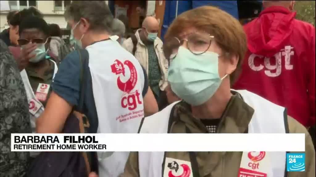2021-09-15 10:42 Coronavirus in France: Vaccination mandate for healthcare workers takes effect