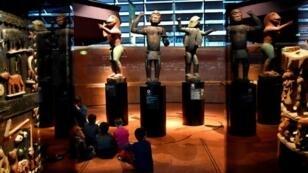 Le musée du quai Branly-Jacques Chirac, à Paris, possède quelque 70000œuvres d'art africaines.
