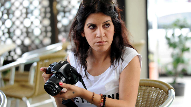 La blogueuse tunisienne Lina Ben Mhenni, figure de la révolution tunisienne, est décédée