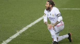 لم يلعب راموس مع ريال مدريد منذ 14 كانون الثاني/يناير