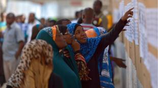 À Zanzibar, le 25 octobre 2015.