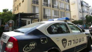 الشرطة الإسرائيلية