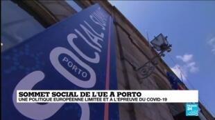 2021-05-07 14:00 Sommet social de l'UE : une politique européenne limitée à l'épreuve du Covid-19