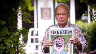 Siné est mort jeudi 5 mai à l'hôpital Bichat des suites d'une opération.
