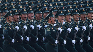 In recent years, China has poured trillions of yuan into the modernisation of its military