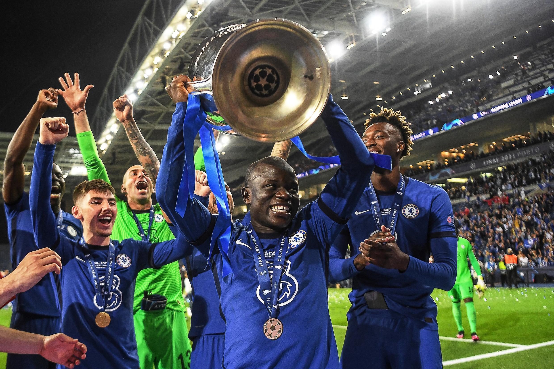 Chelsea ligue champions kanté