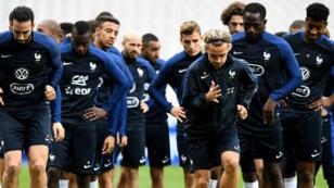 Une victoire enverrait les Bleus à la Coupe du monde 2018.