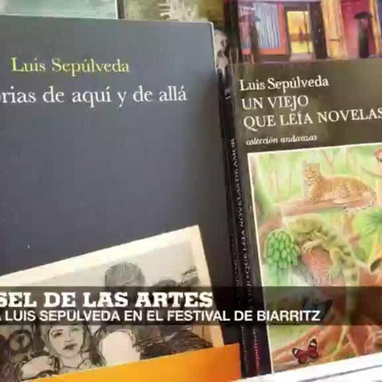 Road Trip Por La Patagonia Y Un Homenaje A Luis Sepúlveda En El Festival De Biarritz Carrusel De Las Artes