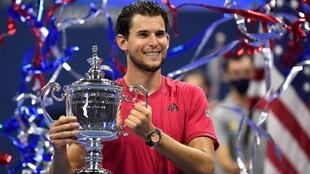 Thiem campeón US Open