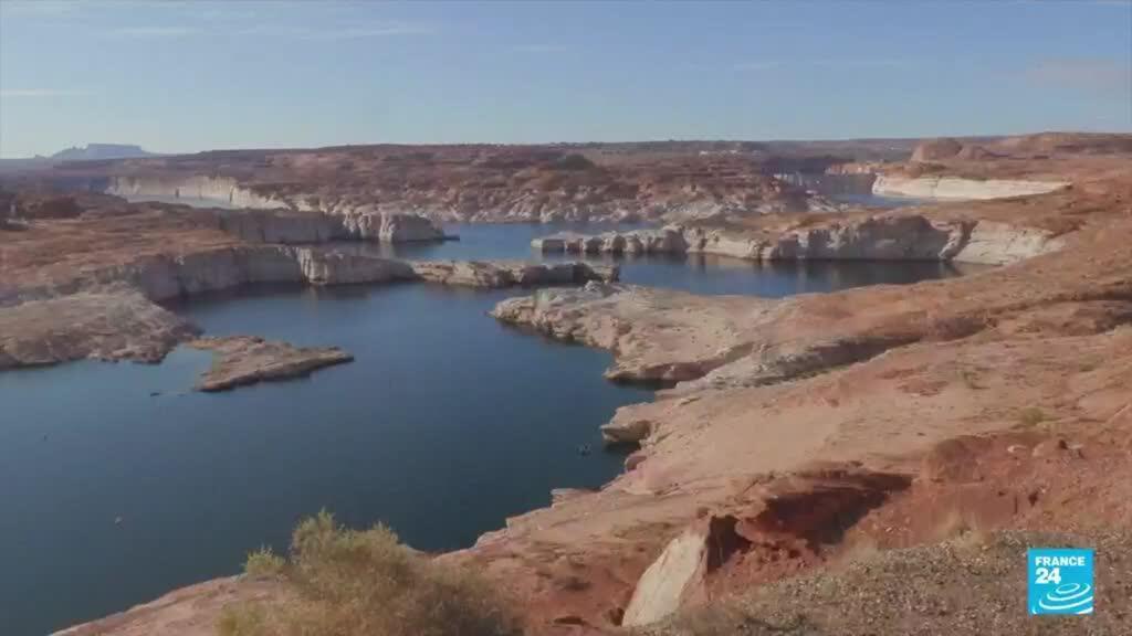2021-08-18 03:10 EE. UU.: Gobierno restringe uso de agua por escasez en el Lago Mead