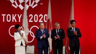 """احتفال """"عام على بدء الألعاب الأولمبية - طوكيو 2020"""". 24/07/2019"""