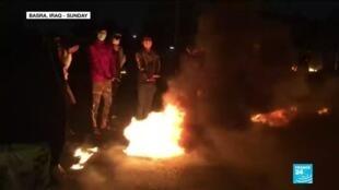 2020-01-27 14:41 Iraq: Three rockets hit US embassy in Baghdad