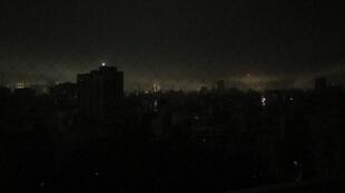 Buenos Aires, como el resto de Argentina, amaneció sin luz por cuenta de una falla reportada por Edesur el 16 de junio de 2019.
