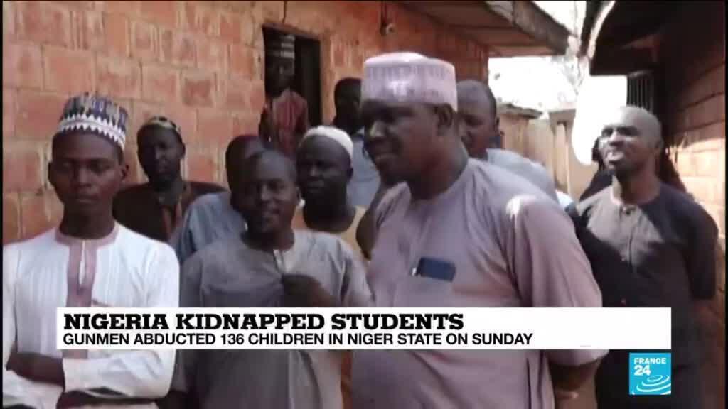 2021-06-04 15:07 Gunmen kidnapped 136 from Islamic school in Nigeria