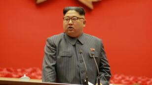 El líder norcoreano, Kim Jong-Un, aceptó dialogar con Corea del Sur el 9 de enero, en Panmunjom.