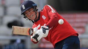 England's Tom Banton impressed during the Twenty20 series against Pakistan
