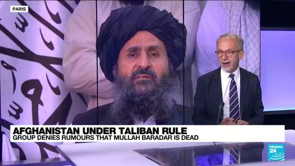 2021-09-14 14:09 Taliban deny rumors their deputy prime minister, Mullah Baradar, is dead