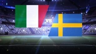 إيطاليا ستقترب من ثمن النهائي في حال الفوز، خلافا للسويد.