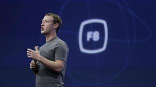 Mark Zuckerberg refuse de reconnaître une quelconque responsabilisé de Facebook dans l'élection de Donald Trump.
