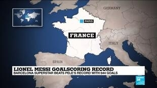2020-12-23 11:11 With goal-scoring record beaten, is Messi now greater than Pele?