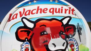 L'entreprise qui fabrique La Vache qui rit a été fondée en 1865 dans le Jura