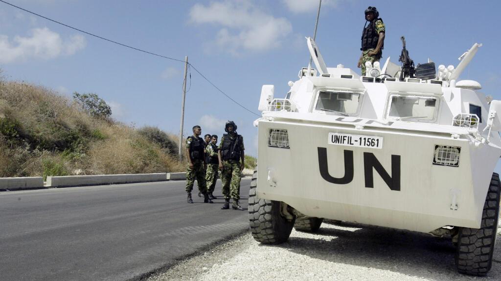 La Finul est présente au Liban, précisément à la frontière avec Israël, depuis 1978.
