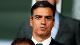 Archivo. Pedro Sánchez, jefe del Gobierno de España próximo a realizar su primera visita de Estado a cuatro países de América Latina. 24/08/2018.