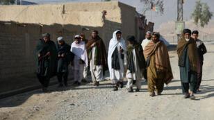 Le 9 février 2019 à Kandahar, ville près de laquelle a eu lieu l'attaque du 31 juillet 2019.