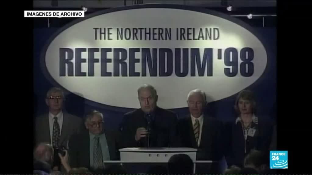 2021-03-04 18:05 Irlanda del Norte y Brexit: paramilitares leales al Reino abandonan Acuerdo de Paz