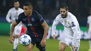 Le PSG et le Real Madrid n'ont pas réussi à se départager, mercredi soir, au Parc des Princes (0-0).