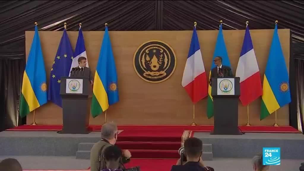 2021-05-27 15:01 Emmanuel Macron au Rwanda : une visite mémorielle dans un pays hanté par le génocide