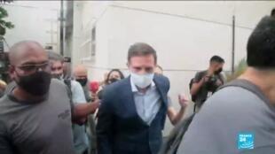 2020-12-23 10:12 Brésil : le maire de Rio arrêté et destitué pour corruption présumée