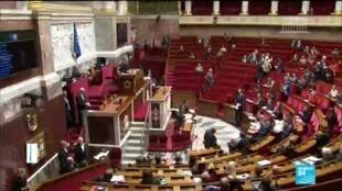 """2021-03-29 05:08 Marches pour le climat en France : des manifestations pour une """"vraie loi"""" pour l'environnement"""