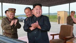Le tir effectué jeudi en Corée du Nord était-il un message adressé à Donald Trump ou à l'armée nord-coréenne?