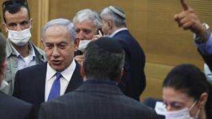 Netanyahu June 2