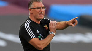 Nigel Pearson was sacked by Watford