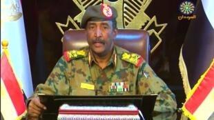 رئيس المجلس العسكري عبد الفتاح البرهان