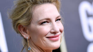 "Double Oscar winner Cate Blanchett said she had a ""little nick to the head"" after her chainsaw accident"