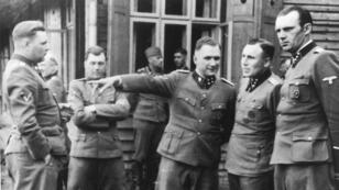 """Dans """"La Disparition de Josef Mengele"""", Olivier Guez raconte la cavale de l'ancien médecin SS du camp d'Auschwitz."""