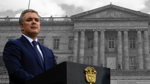 El presidente colombiano Iván Duque cumple un año de gobierno el 7 de agosto de 2019, en medio de un panorama complejo para Colombia, con una paz a media máquina y unos cultivos ilícitos que siguen en sus máximos niveles.