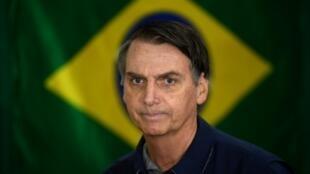 Bolsonaro, 63, won election in October on an anti-crime, anti-corruption platform