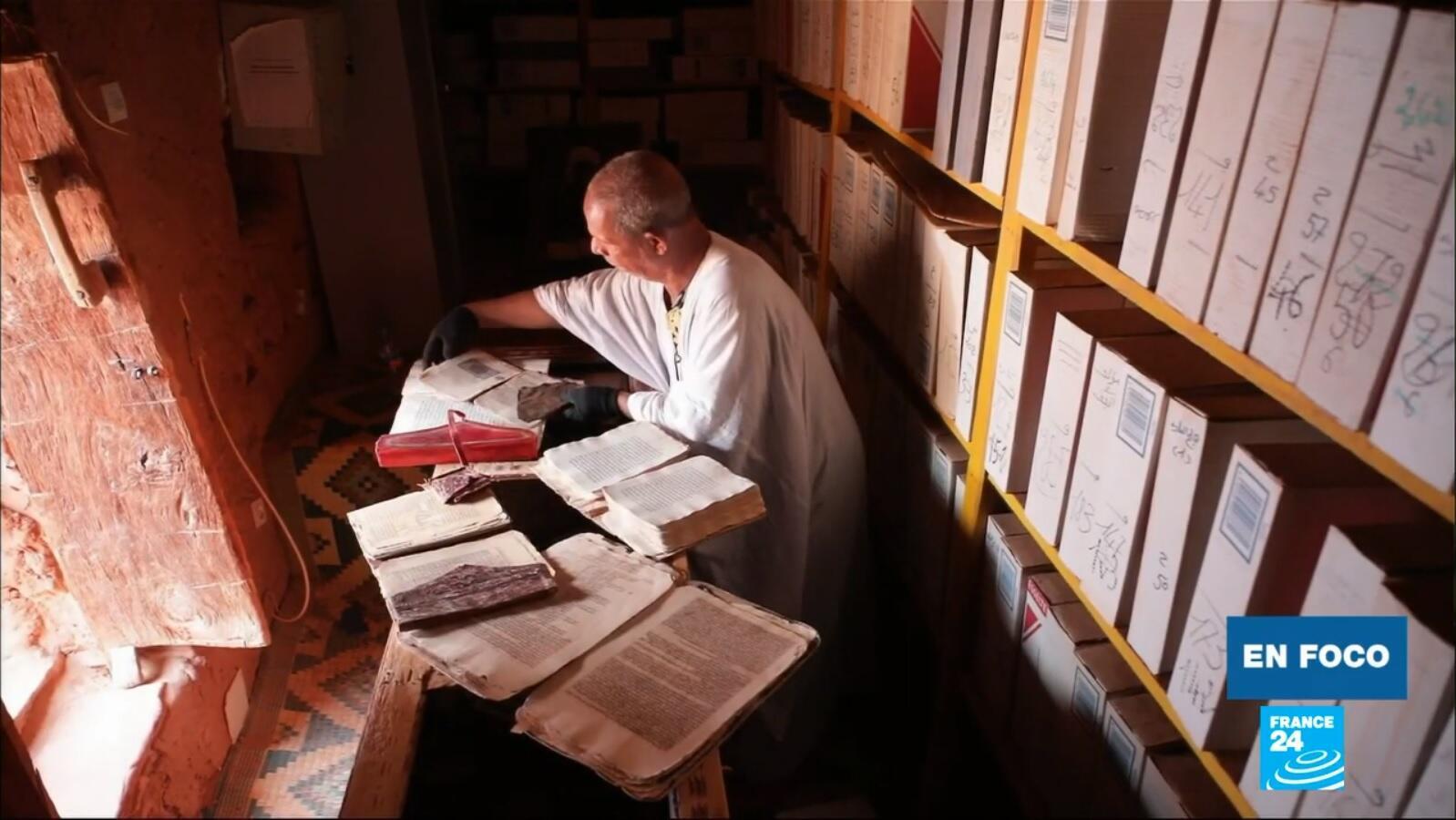 En Foco - bibliotecas Mauritania