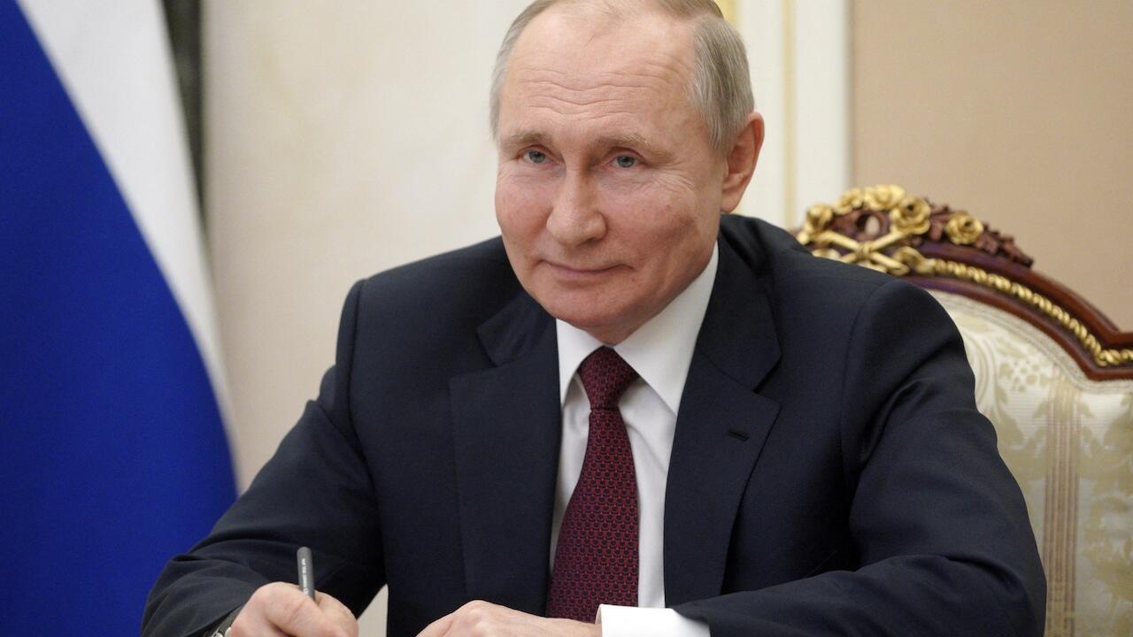 Putin Biden clapback