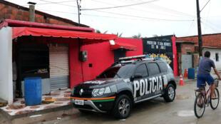 La policía brasileña acudió al lugar de los hechos e investiga el ataque en club nocturno en la ciudad de Fortaleza