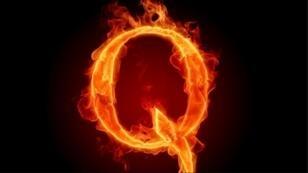"""Le mouvement """"Q"""" est parti d'un message énigmatique posté en octobre 2017 sur un forum."""