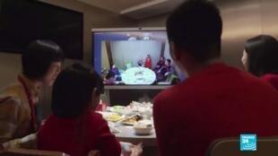 2021-02-12 13:42 Celebraciones del Año Nuevo chino, condicionadas por rebrotes de Covid-19