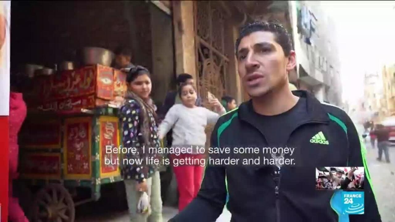 Egypt's revolution, 10 years on: Dreams of a better future largely unfulfilled