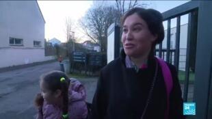 2020-02-06 16:04 Réforme des retraites : A Rennes, la grève des enseignants affecte les parents d'élèves