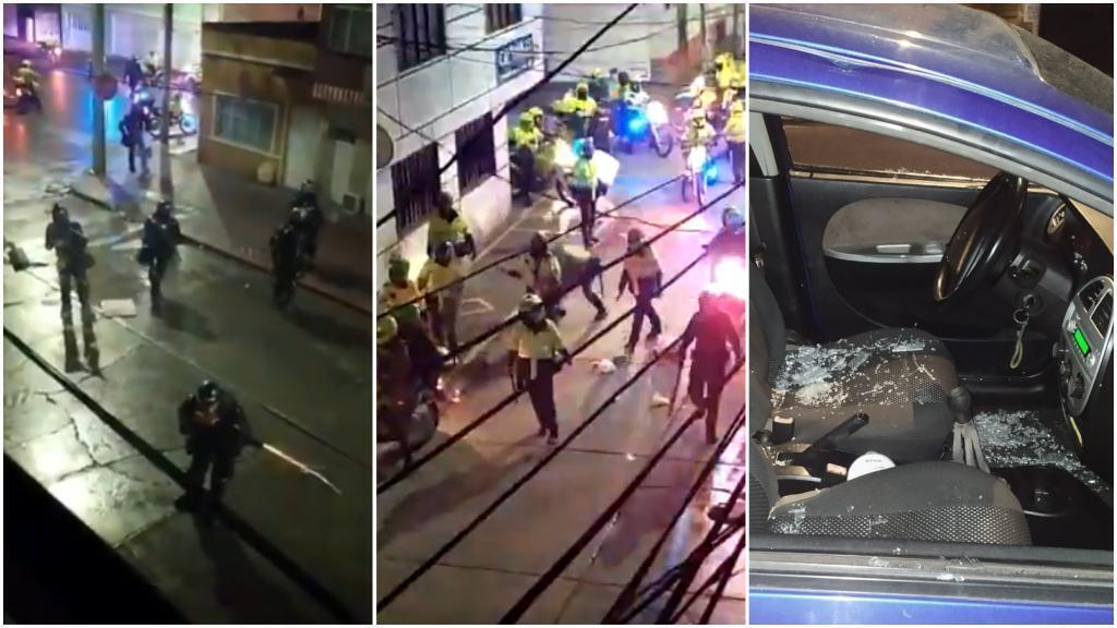 colombie-bogota-policiers-violences-policarpa