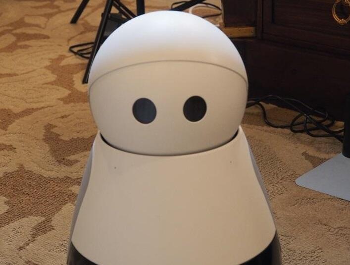 """روبوت """"كوري"""" - معرض لاس فيغاس للتكنولوجيا"""